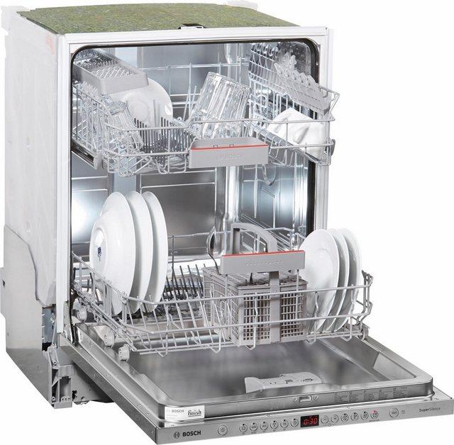 BOSCH vollintegrierbarer Geschirrspüler, SMV46IX03E, 9,5 l, 13 Maßgedecke | Küche und Esszimmer > Küchenelektrogeräte > Gefrierschränke | Bosch