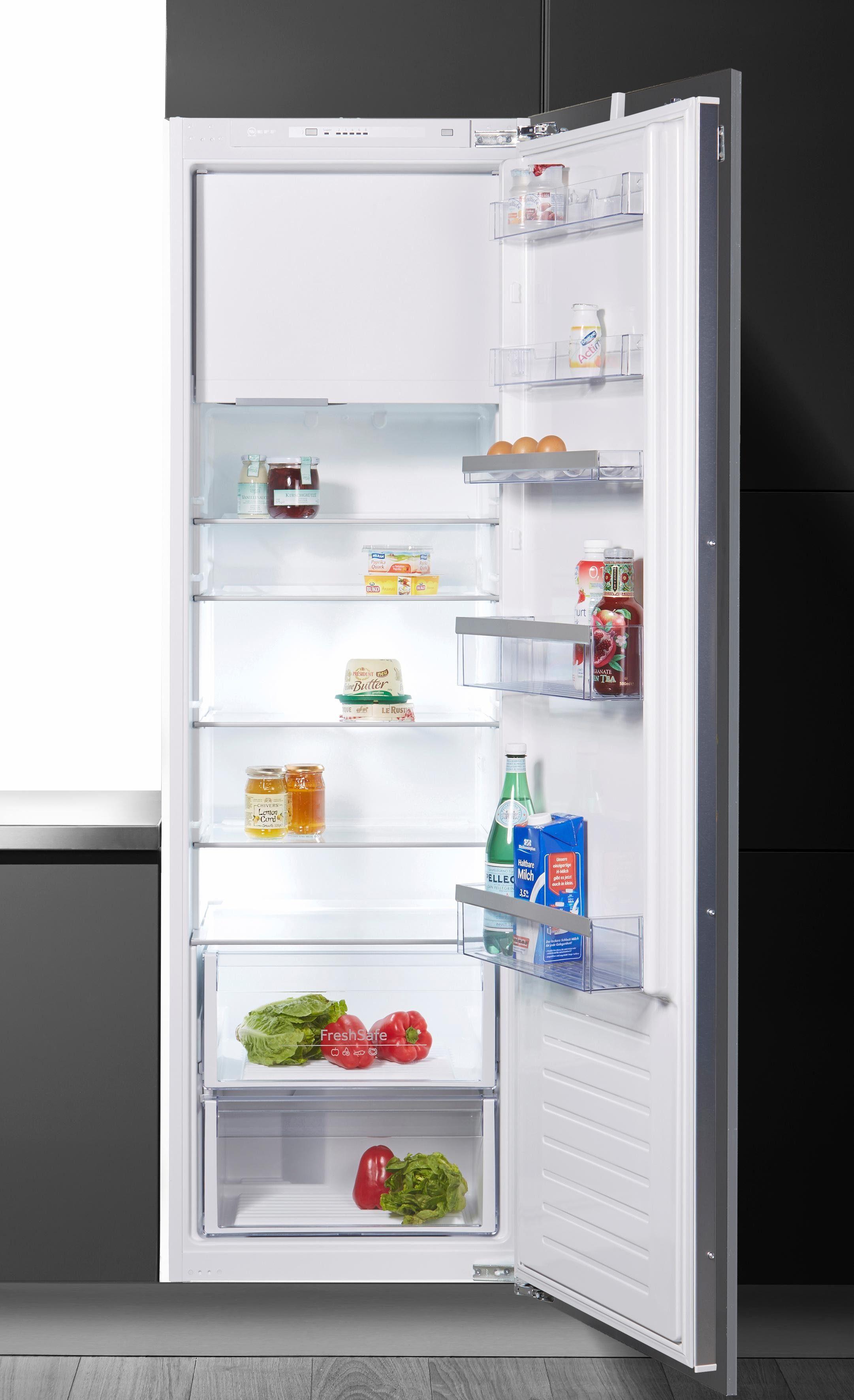 NEFF Einbaukühlschrank K825A2 / KI2822F30, 177,2 cm hoch, 54,1 cm breit, integrierbar