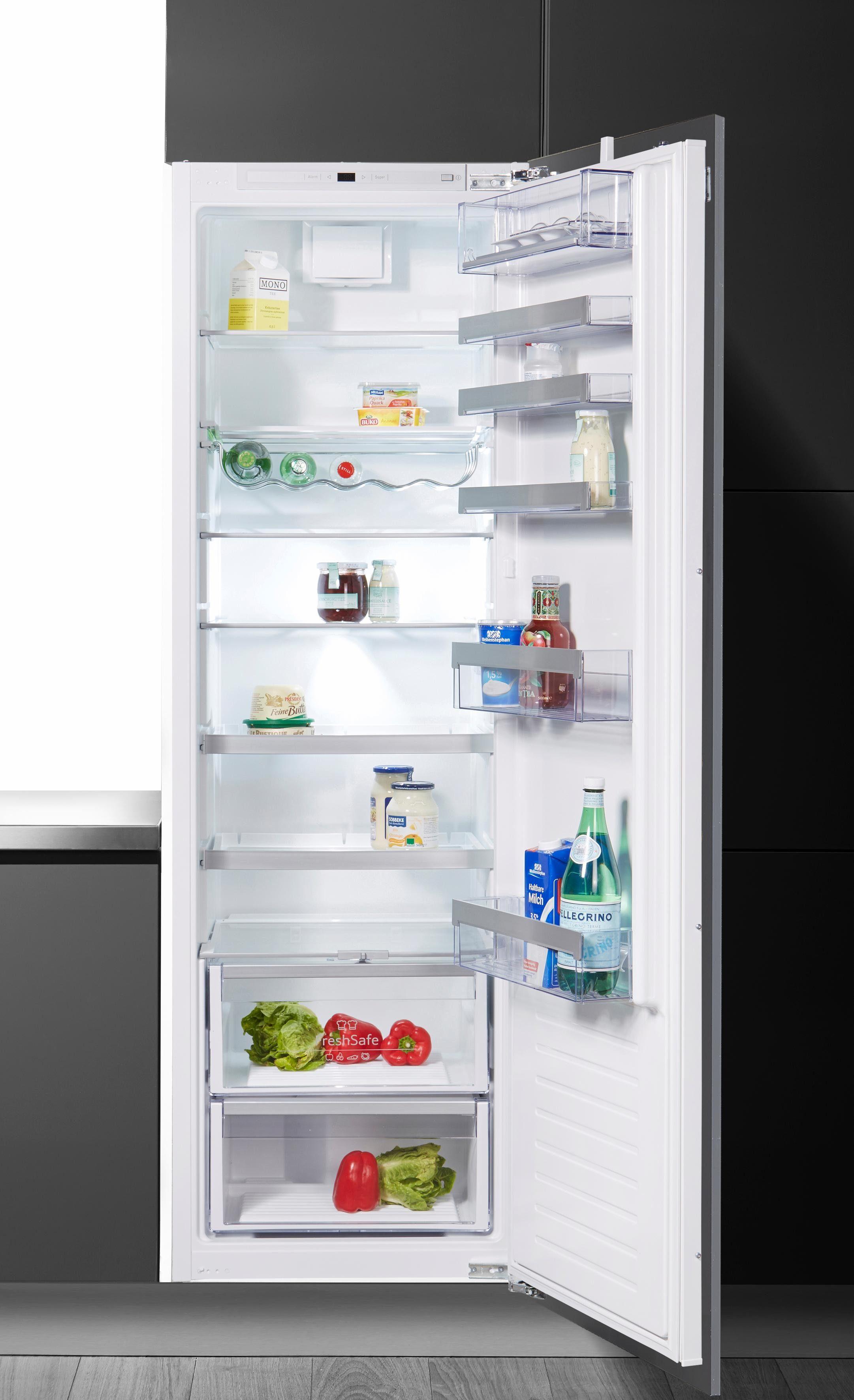 NEFF Einbaukühlschrank K835A2 / KI2822F30, 177,2 cm hoch, 55,8 cm breit, integrierbar