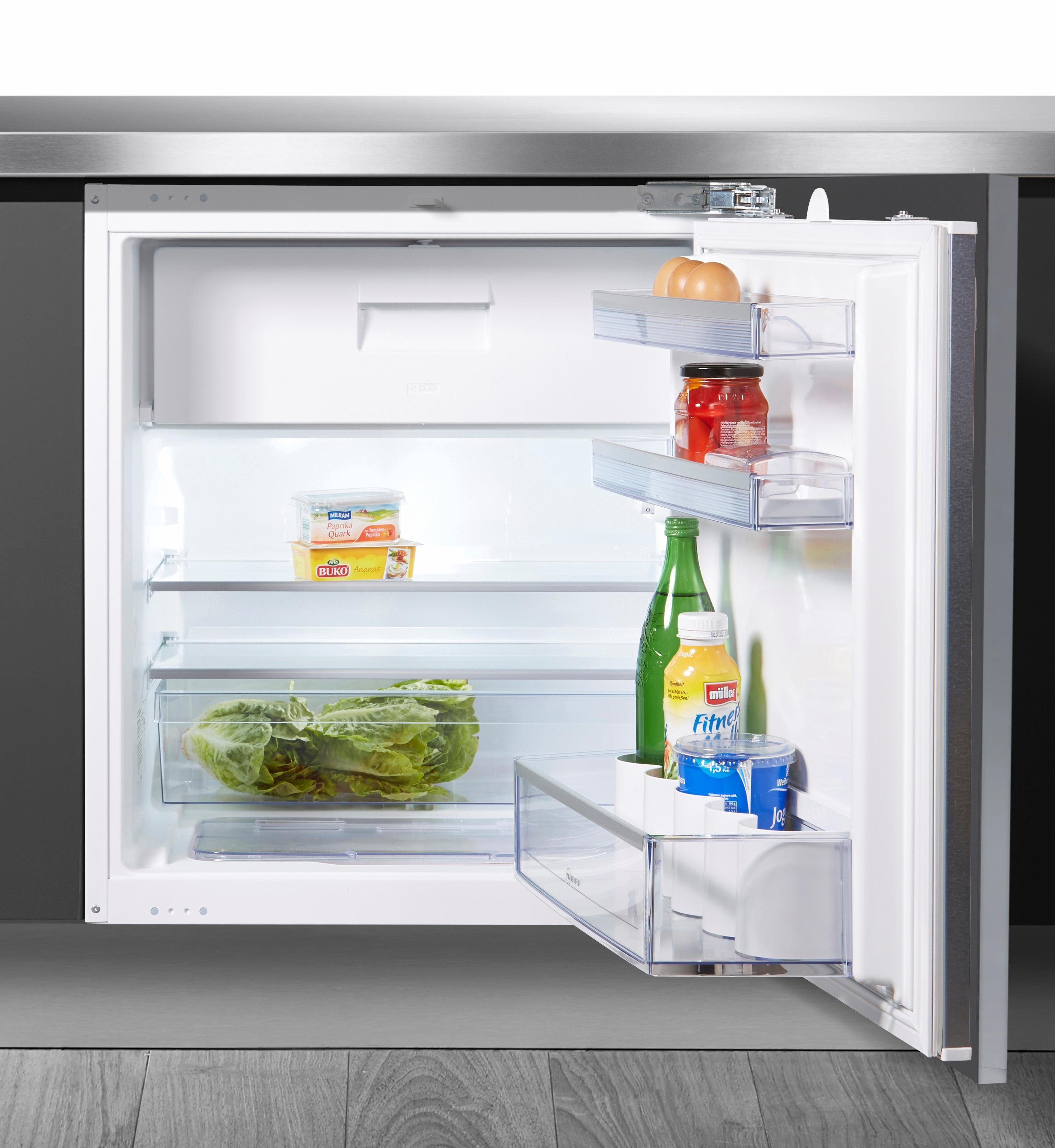 NEFF Einbaukühlschrank KU226A2 / K4336X8, 82,0 cm hoch, 59,8 cm breit, integrierbar