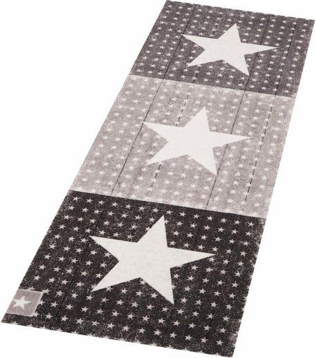 Läufer »Star Boulevard«, Zala Living, rechteckig, Höhe 5 mm, waschbar, In- und Outdoor geeignet