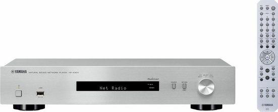 Yamaha »NP-S303« Netzwerkplayer (Internetradio)