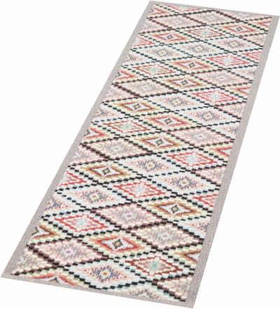 Läufer »Navajo«, Zala Living, rechteckig, Höhe 5 mm, waschbar, rutschhemmend