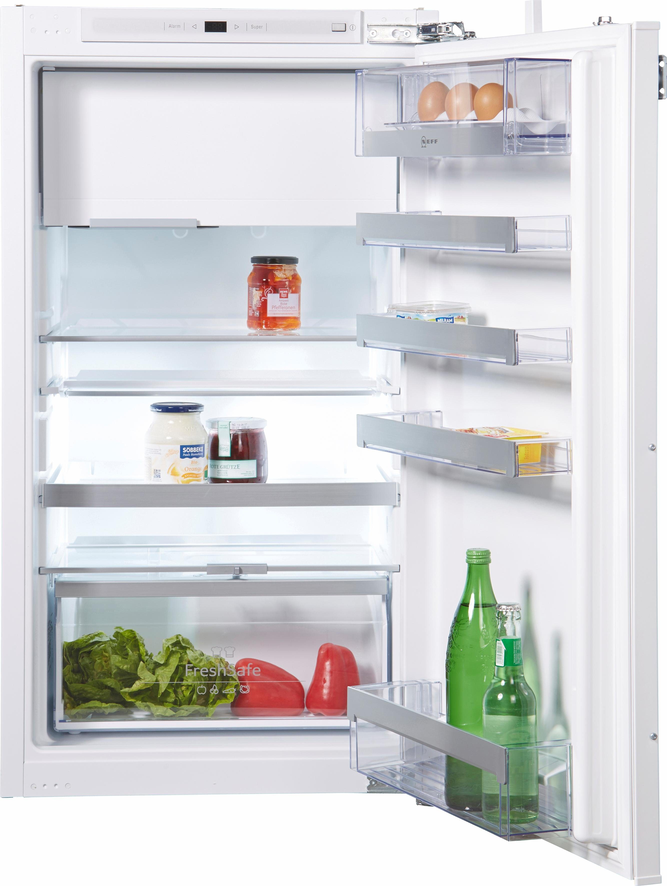 NEFF Einbaukühlschrank K345A2 / KI2323F30, 102,1 cm hoch, 55,8 cm breit, integrierbar