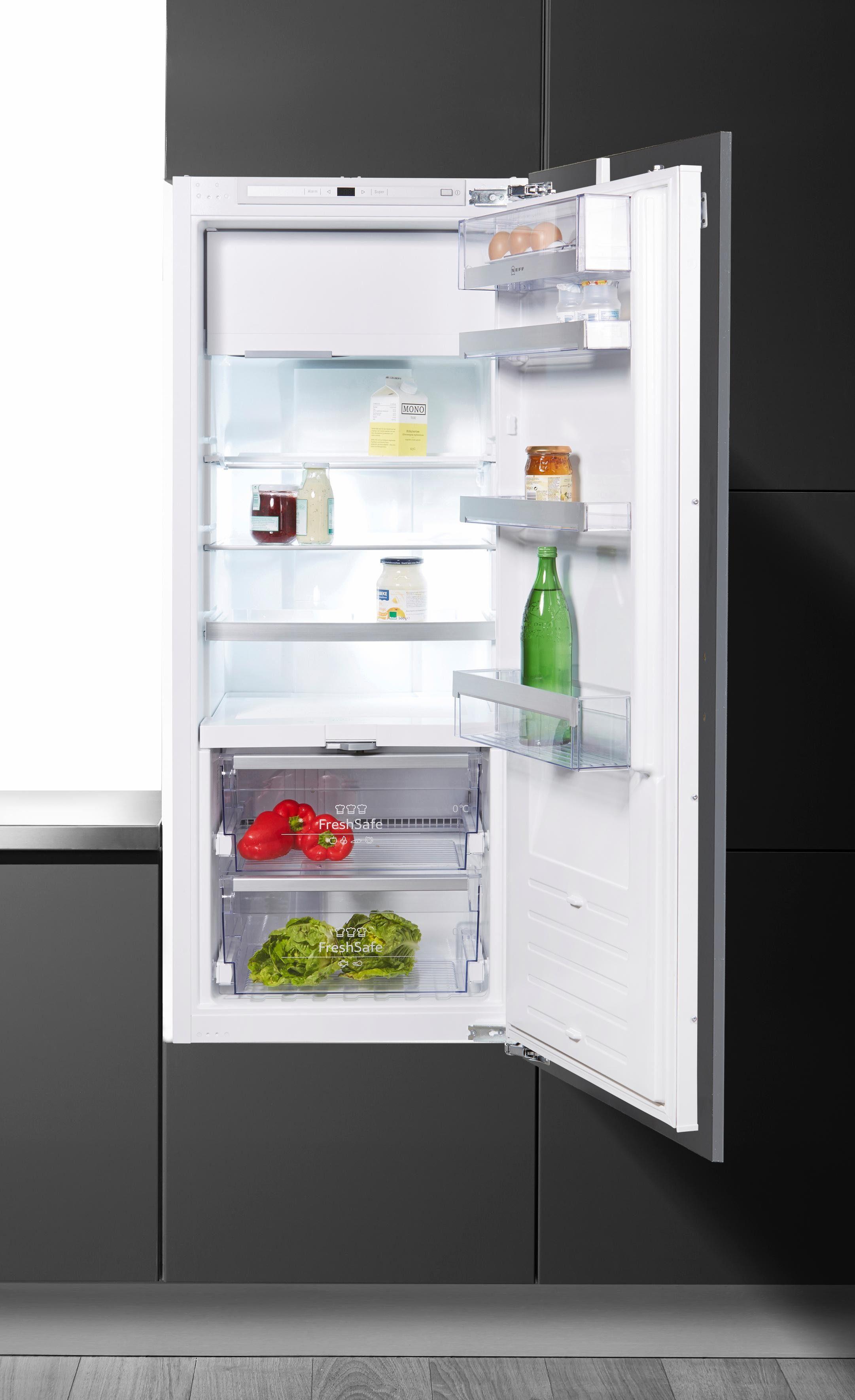 NEFF Einbaukühlschrank KN546A2 / KI8523D30, 140,0 cm hoch, 56,0 cm breit, integrierbar