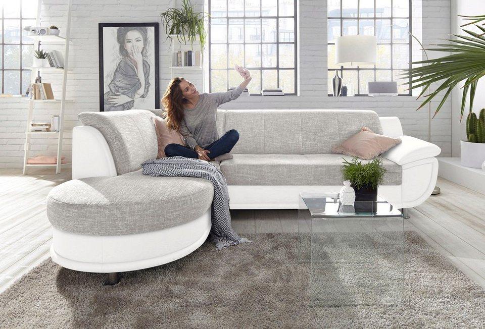 sofa mit ottomane und great couch mit ottomane kissen und in kassel with sofa mit ottomane und. Black Bedroom Furniture Sets. Home Design Ideas