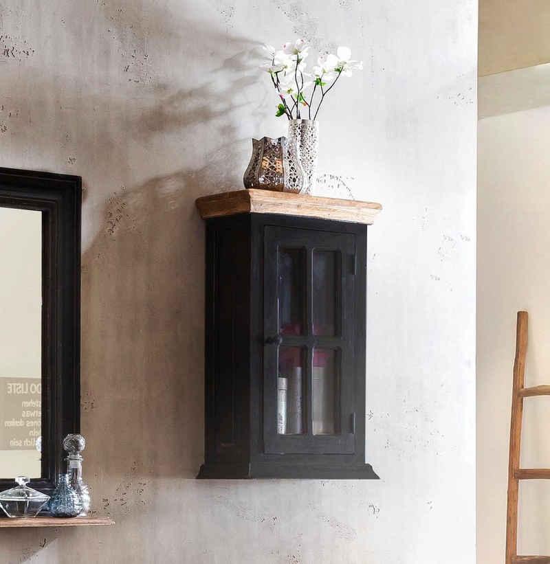 SIT Hängevitrine »Corsica« mit einer Tür, Breite 44 cm, Shabby Chic, Vintage