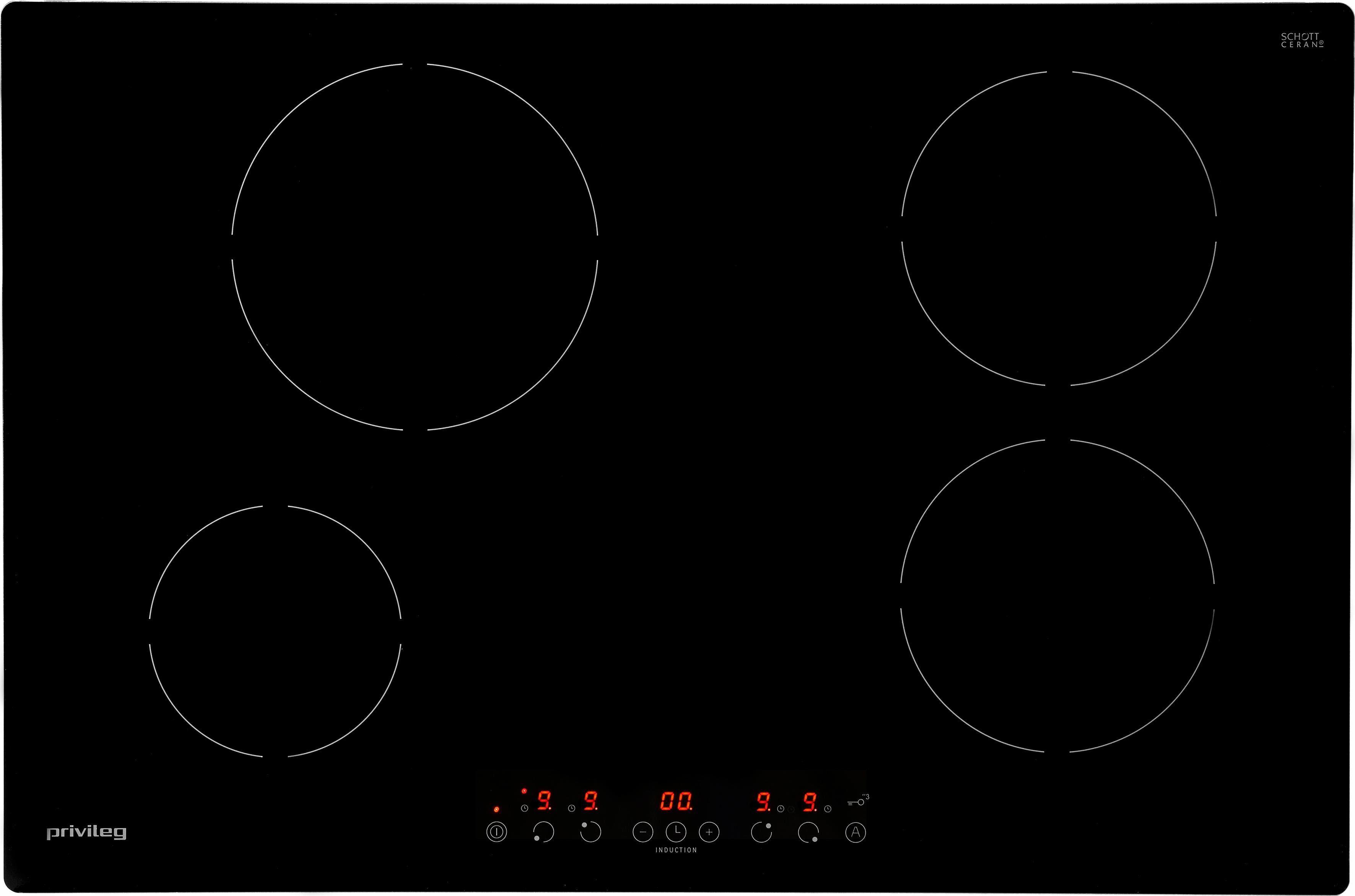 Privileg Induktions-Kochfeld PCTAI 7040 NE von Schott Ceran®