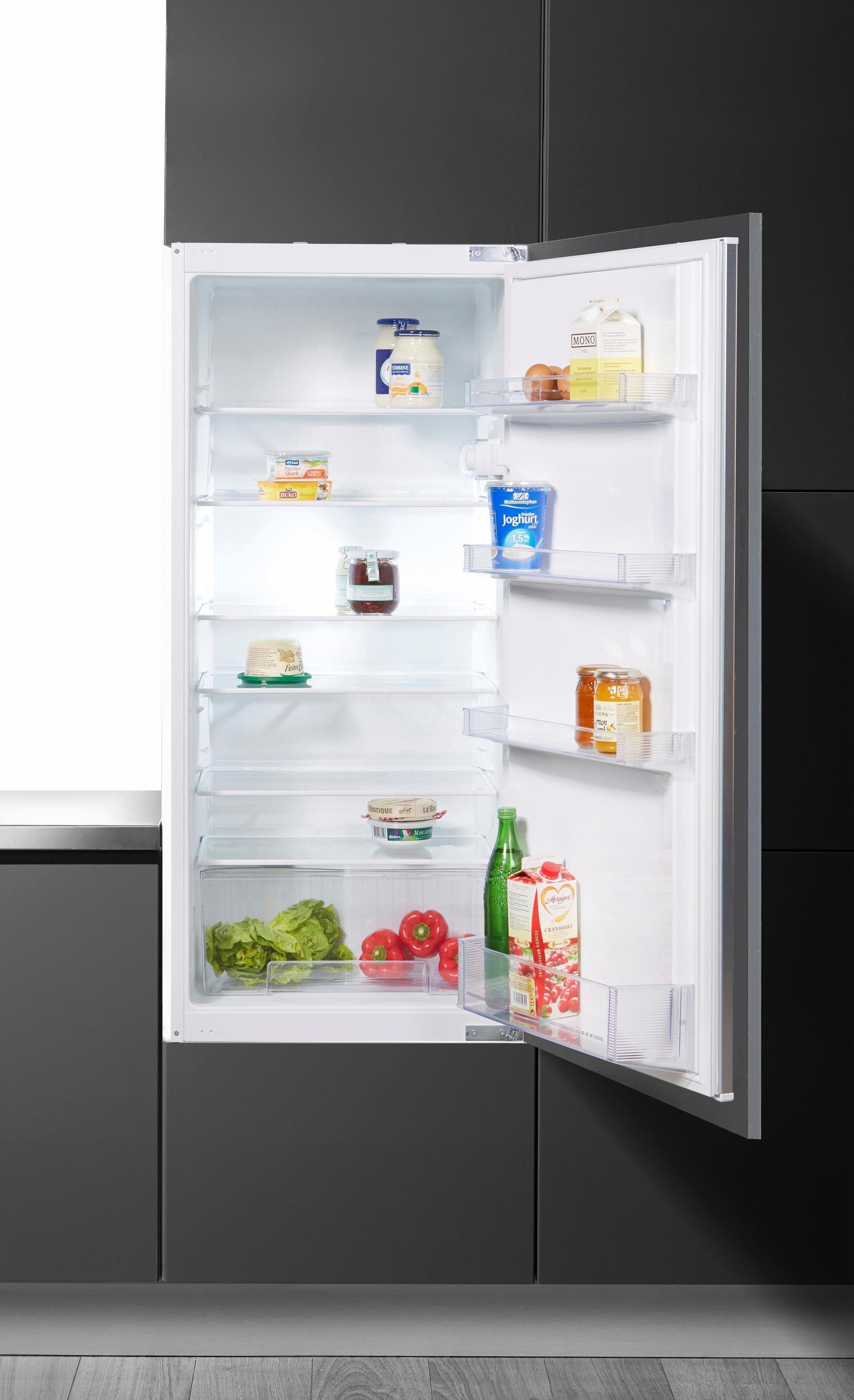 NEFF Einbaukühlschrank K414A2 / K1544X8, 122,1 cm hoch, 54,1 cm breit, integrierbar