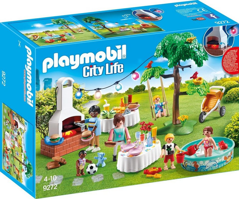 Playmobil® Einweihungsparty (9272),  City Life