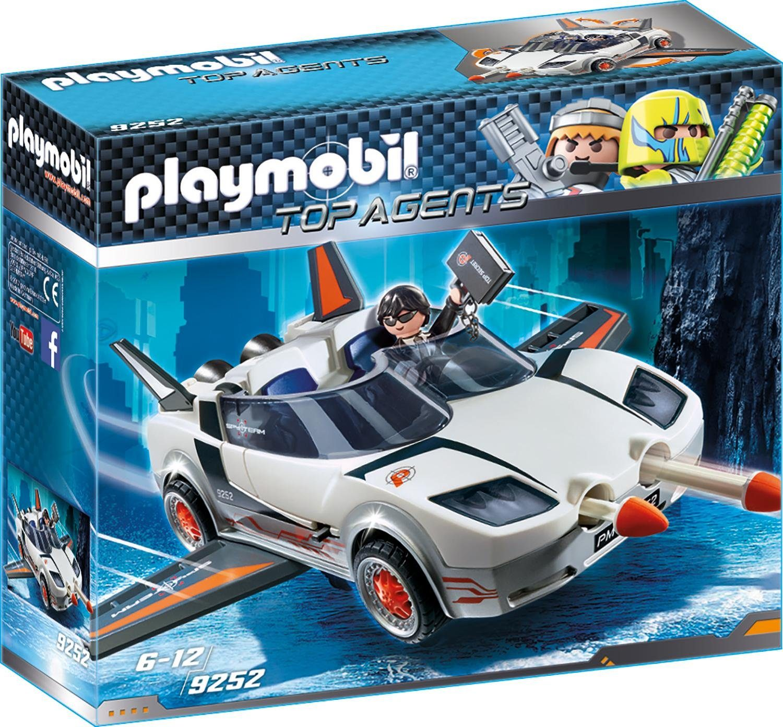 Playmobil® Agent P.'s Spy Racer (9252), »Top Agents«