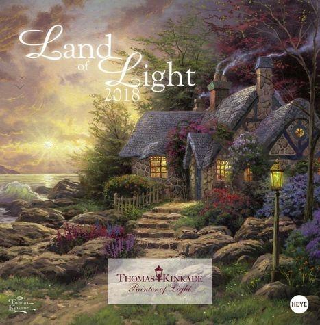 kalender land of light broschurkalender 2018 otto. Black Bedroom Furniture Sets. Home Design Ideas