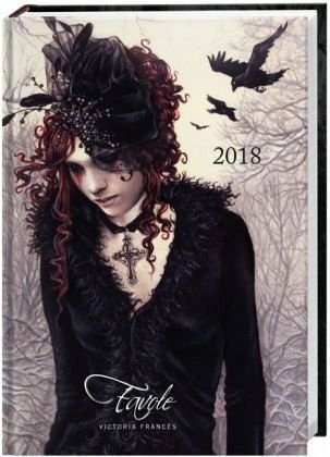 Kalender »Favole Kalenderbuch A6 2018«