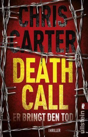 Broschiertes Buch »Death Call - Er bringt den Tod / Detective...«