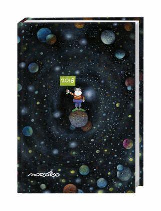Kalender »Mordillo Kalenderbuch A6 2018«