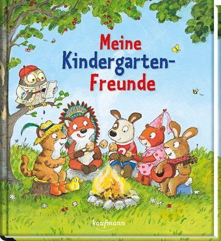 Gebundenes Buch »Meine Kindergarten-Freunde«