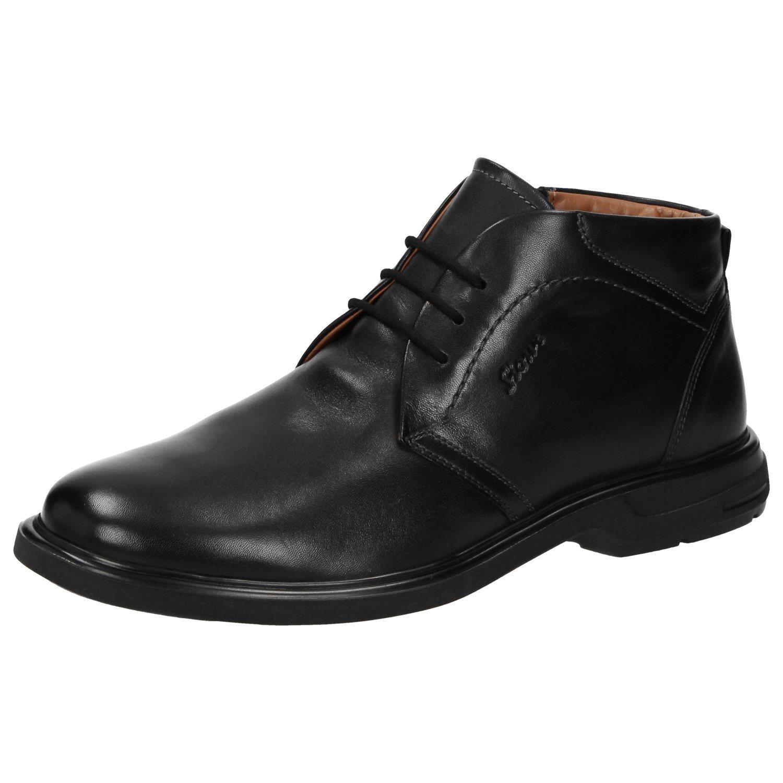 Herren SIOUX Pureto-XL Stiefelette schwarz | 04054765313307