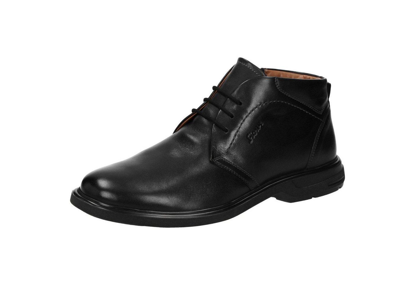 Herren SIOUX Pureto-XL Stiefelette schwarz   04054765313307
