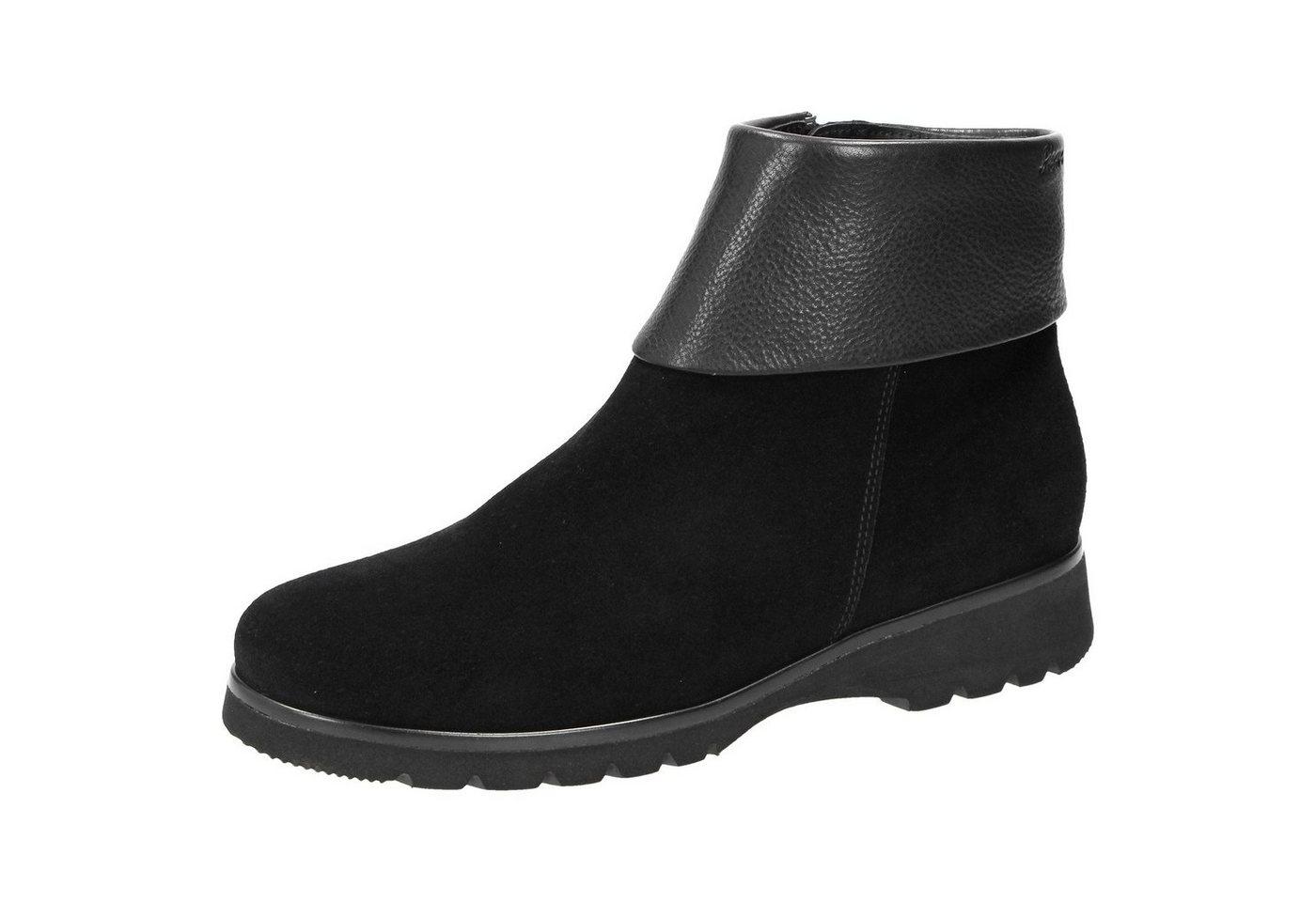 Damen SIOUX Palomira-XL Stiefelette schwarz   04054765348330