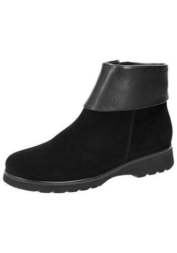 Damen SIOUX Palomira-XL Stiefelette schwarz   04054765348323