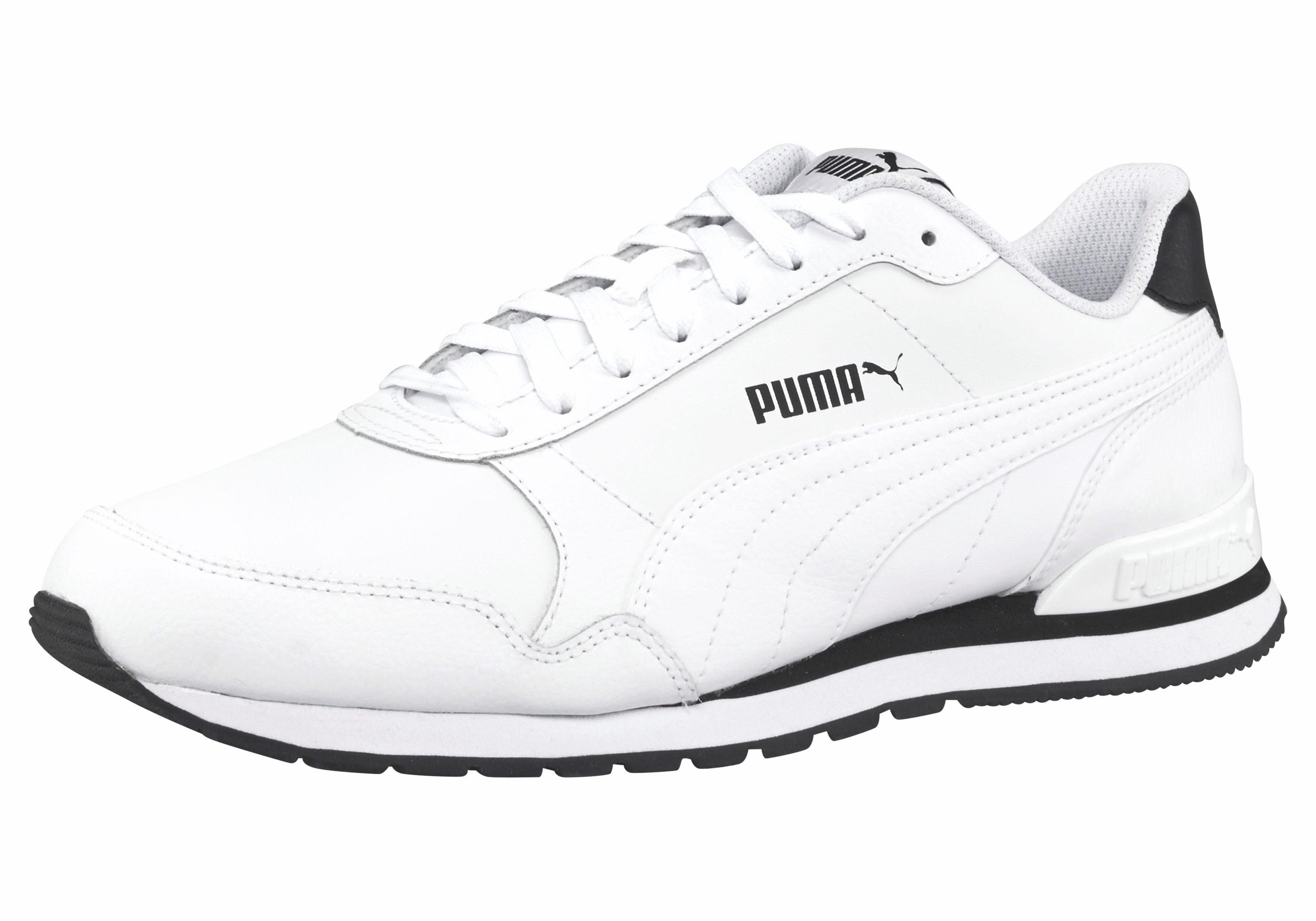 PUMA ST Runner v2 Full Leather Sneaker kaufen  weiß