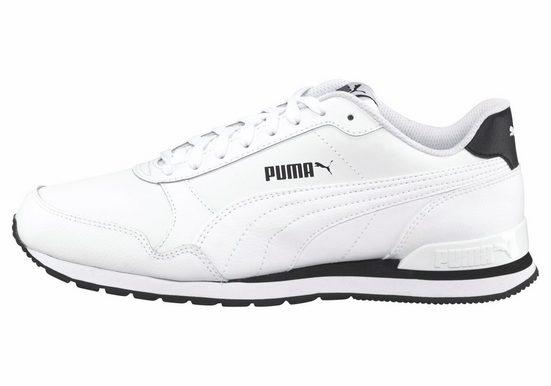 PUMA ST Runner v2 Full Leather Sneaker