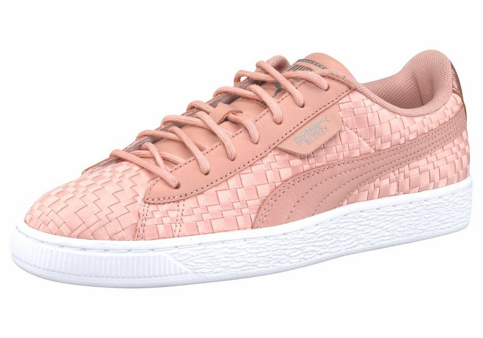 17f82bbc826e PUMA »Basket Satin EP Womens« Sneaker in Satinoptik online kaufen   OTTO