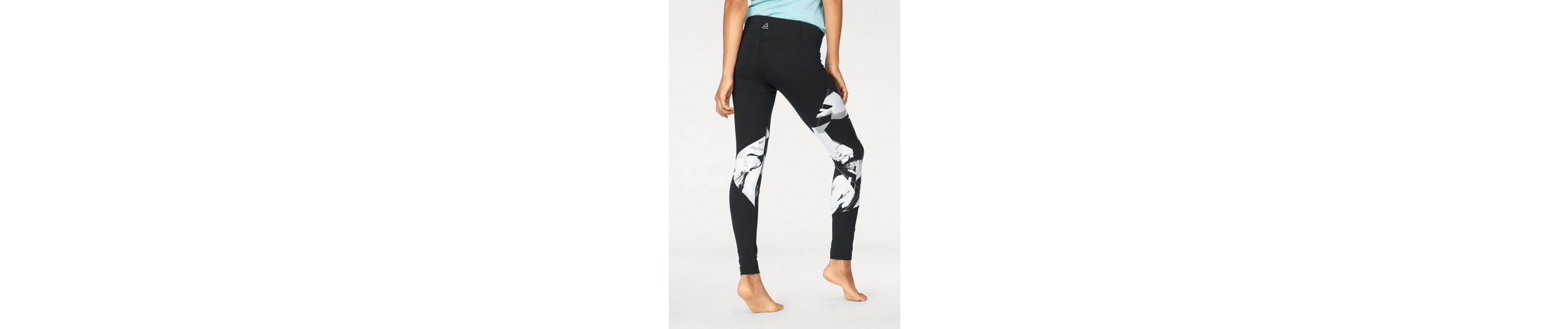 Leggings PRINT Reebok WOR CS Reebok TIGHTS PANEL ALLOVER Leggings EvqxpE
