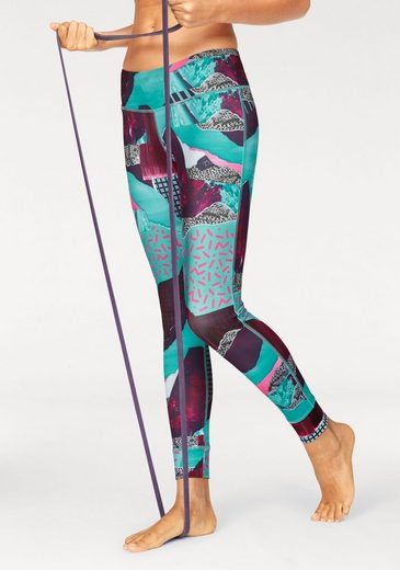 Reebok Funktionstights LUX BOLD TIGHT - ME