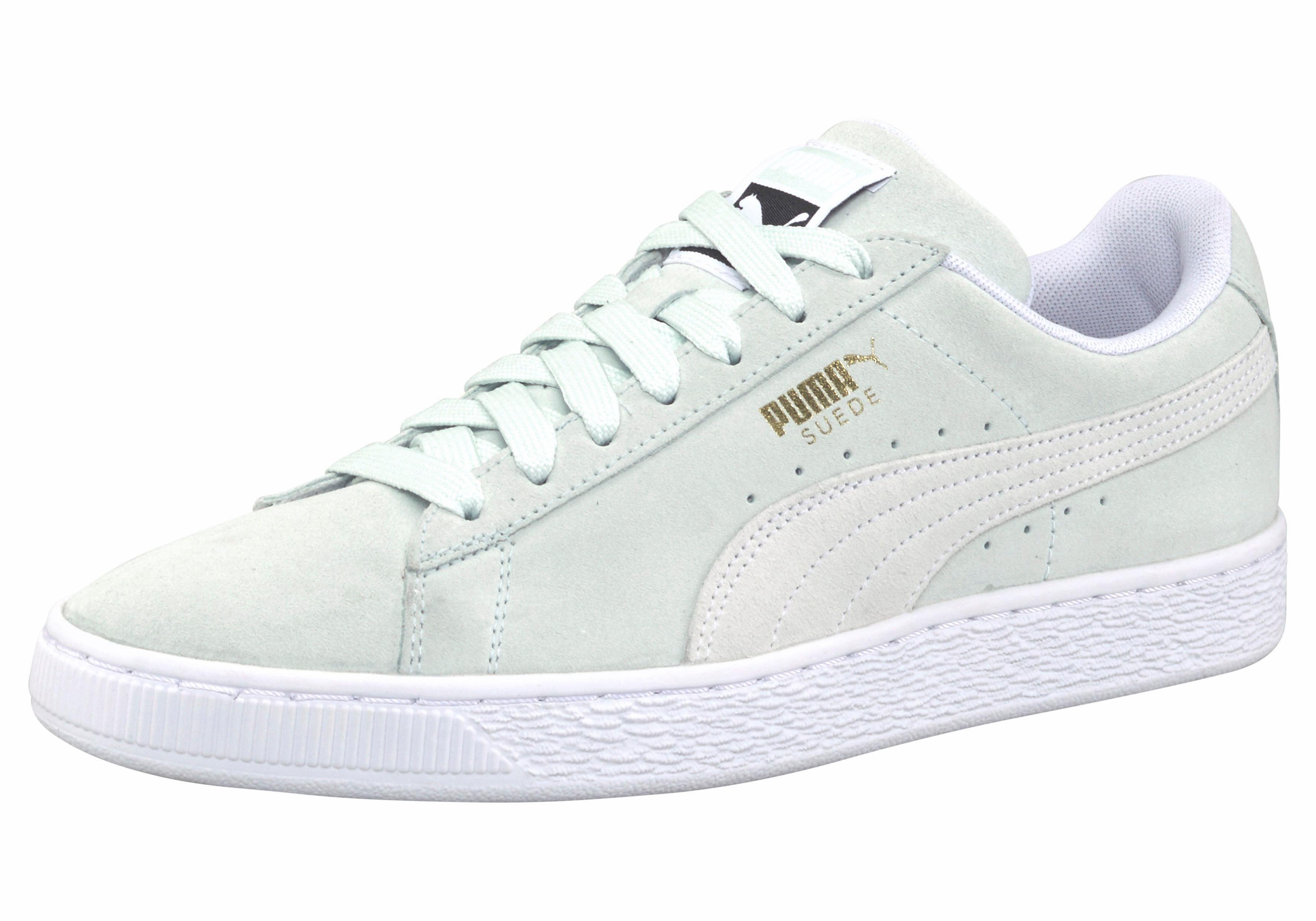 PUMA Suede Classic W Sneaker online kaufen  mint
