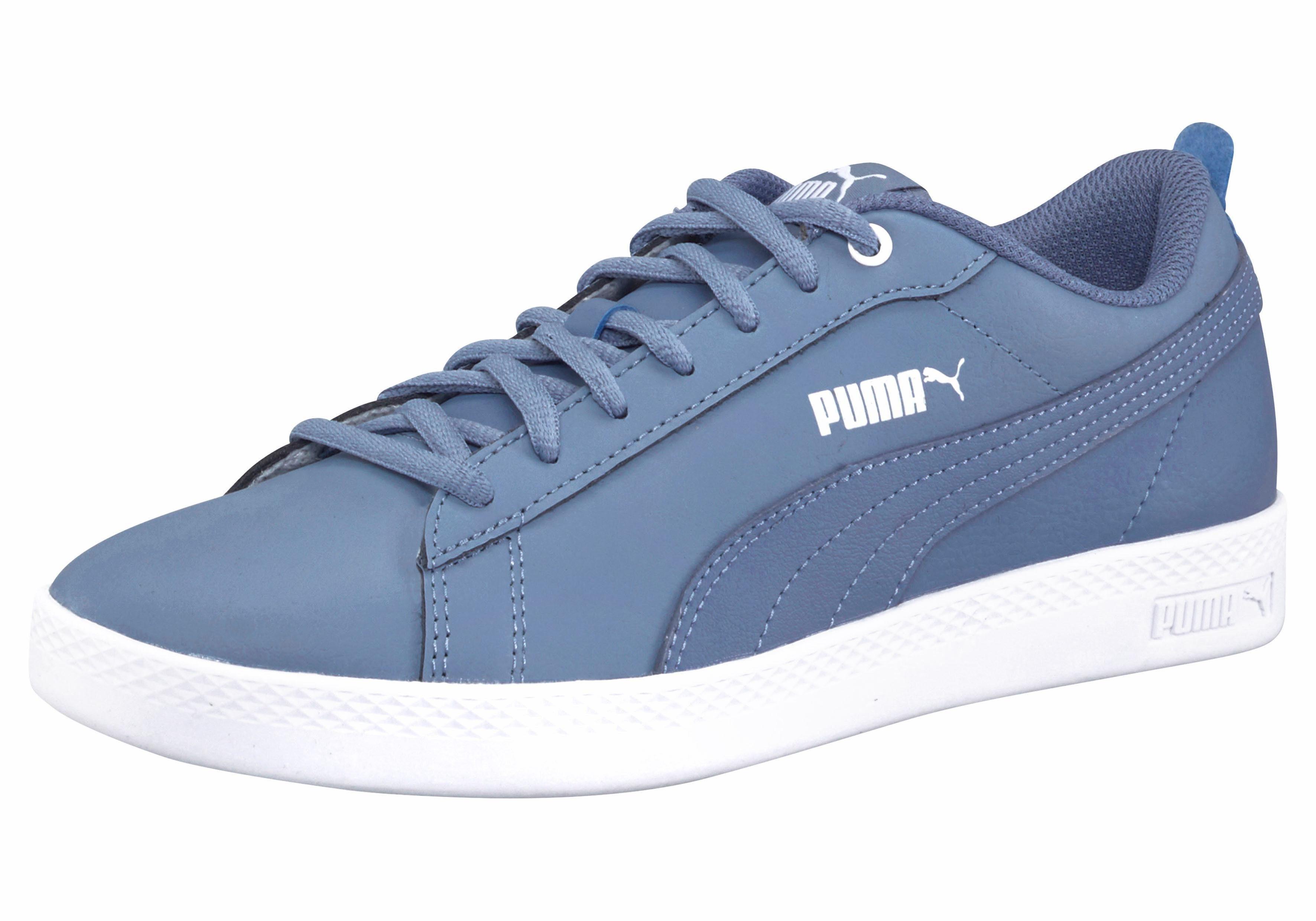 PUMA »Smash Wns v2 SD« Sneaker, rot, 38 38