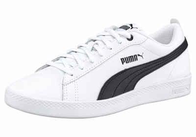 puma schuhe damen weiß schwarz