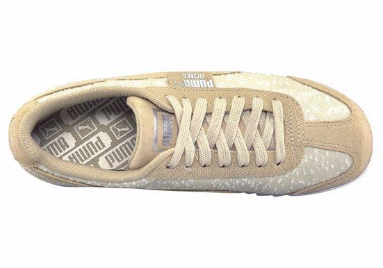 PUMA Roma Peblle Womens Sneaker