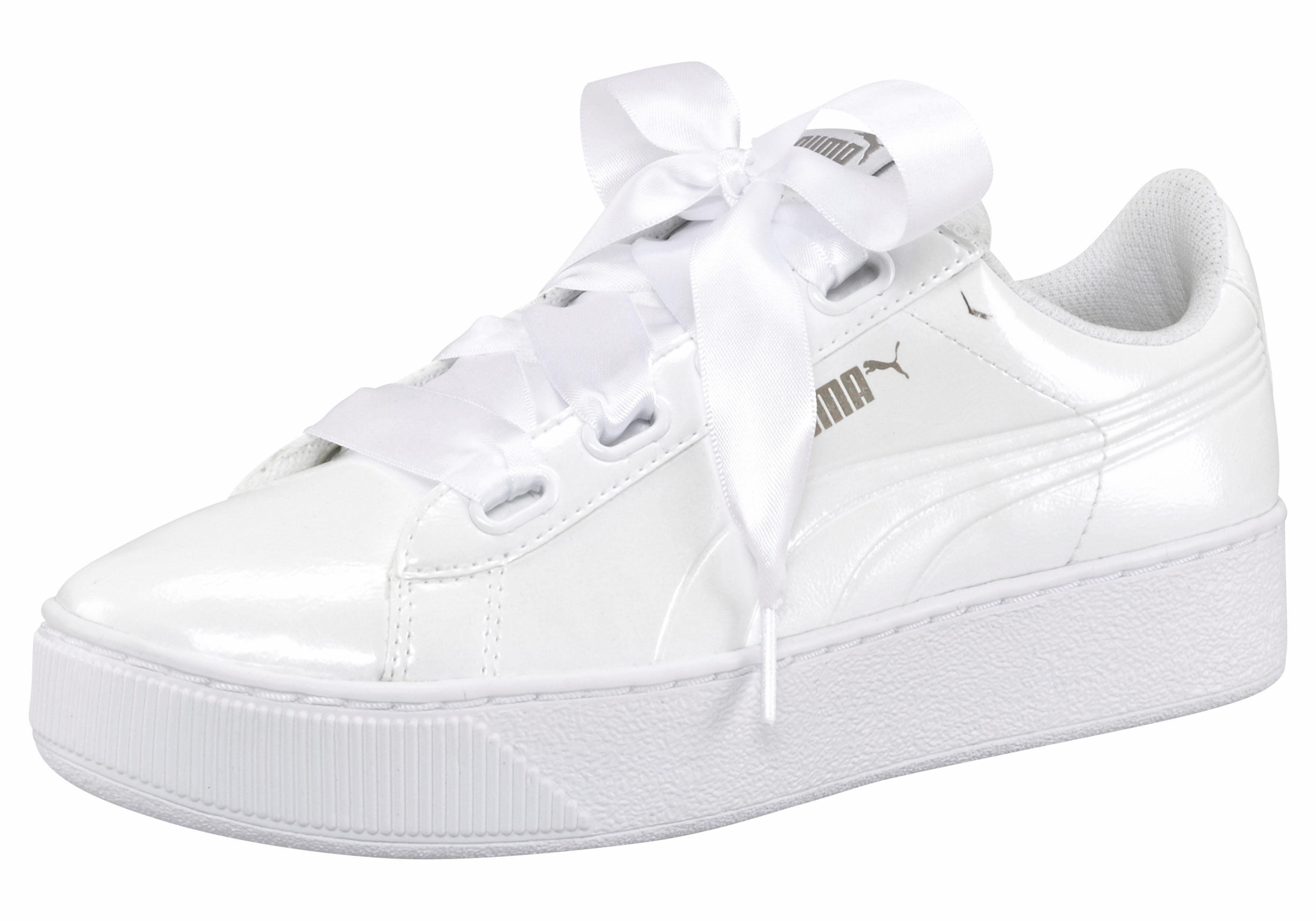 PUMA Vikky Platform Ribbon P Sneaker kaufen  weiß