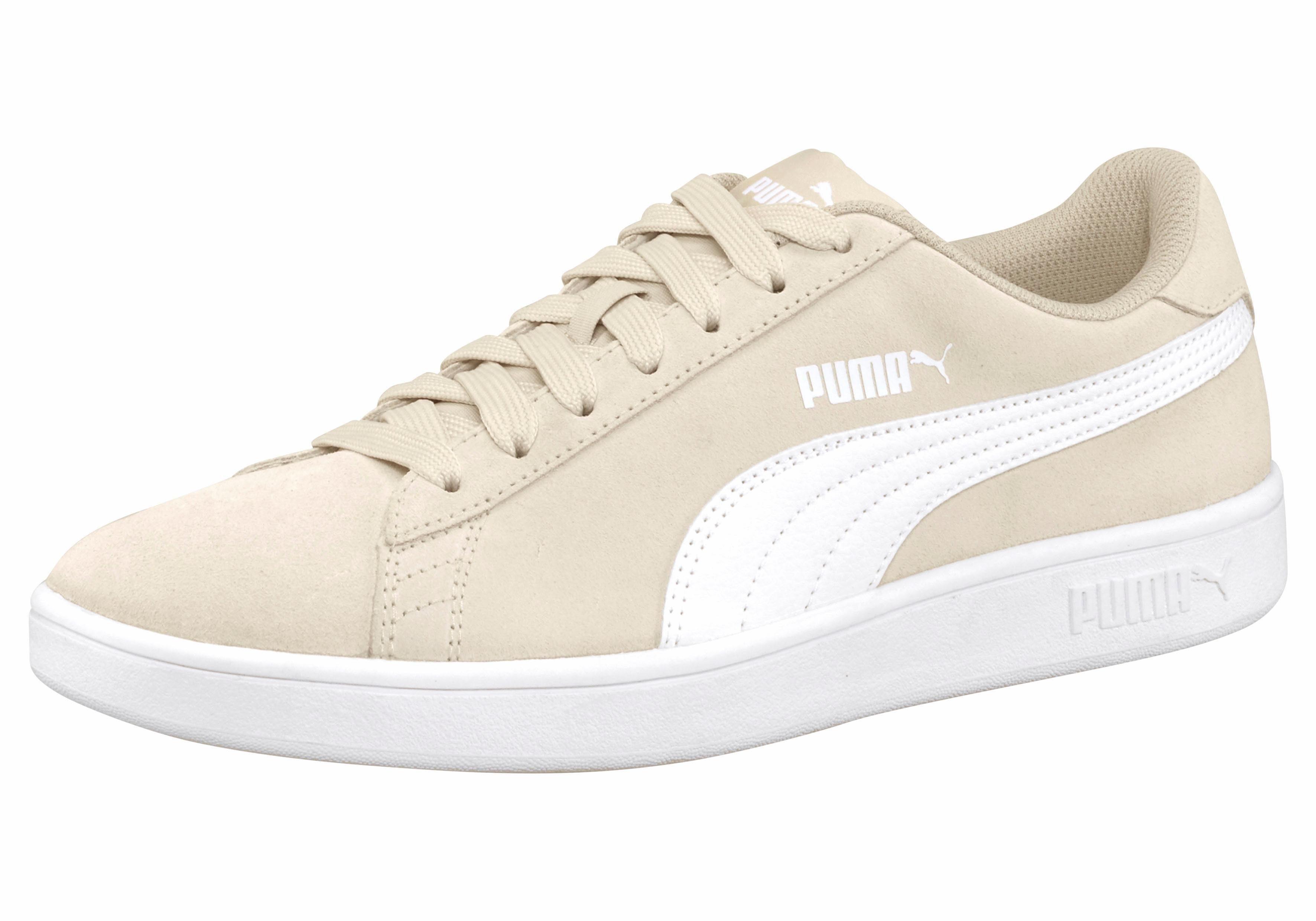 PUMA Smash V2 Sneaker online kaufen  sand-weiß