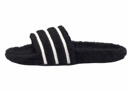 adidas Originals Adilette W Badesandale, Warmfutter