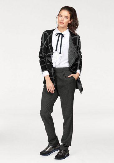 Aniston Cardigan, im attraktiven Strickmuster