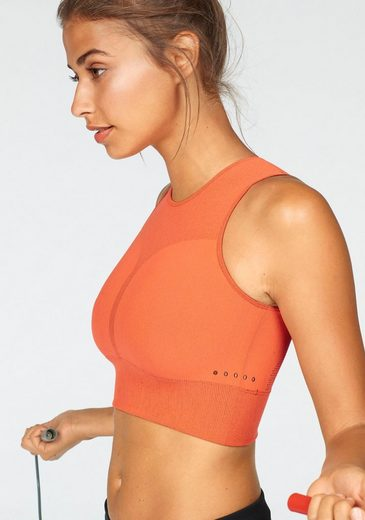 adidas Performance Funktionstop WARP KNIT CROP