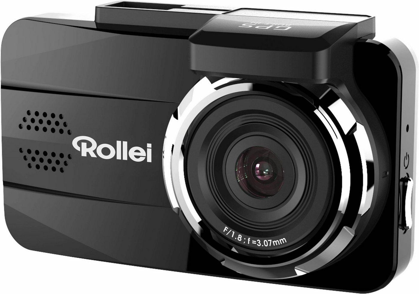 Camcorder - Rollei »CarDVD 308« Camcorder (Full HD, Unterstützt Zeit, Datumsanzeige im Video)  - Onlineshop OTTO
