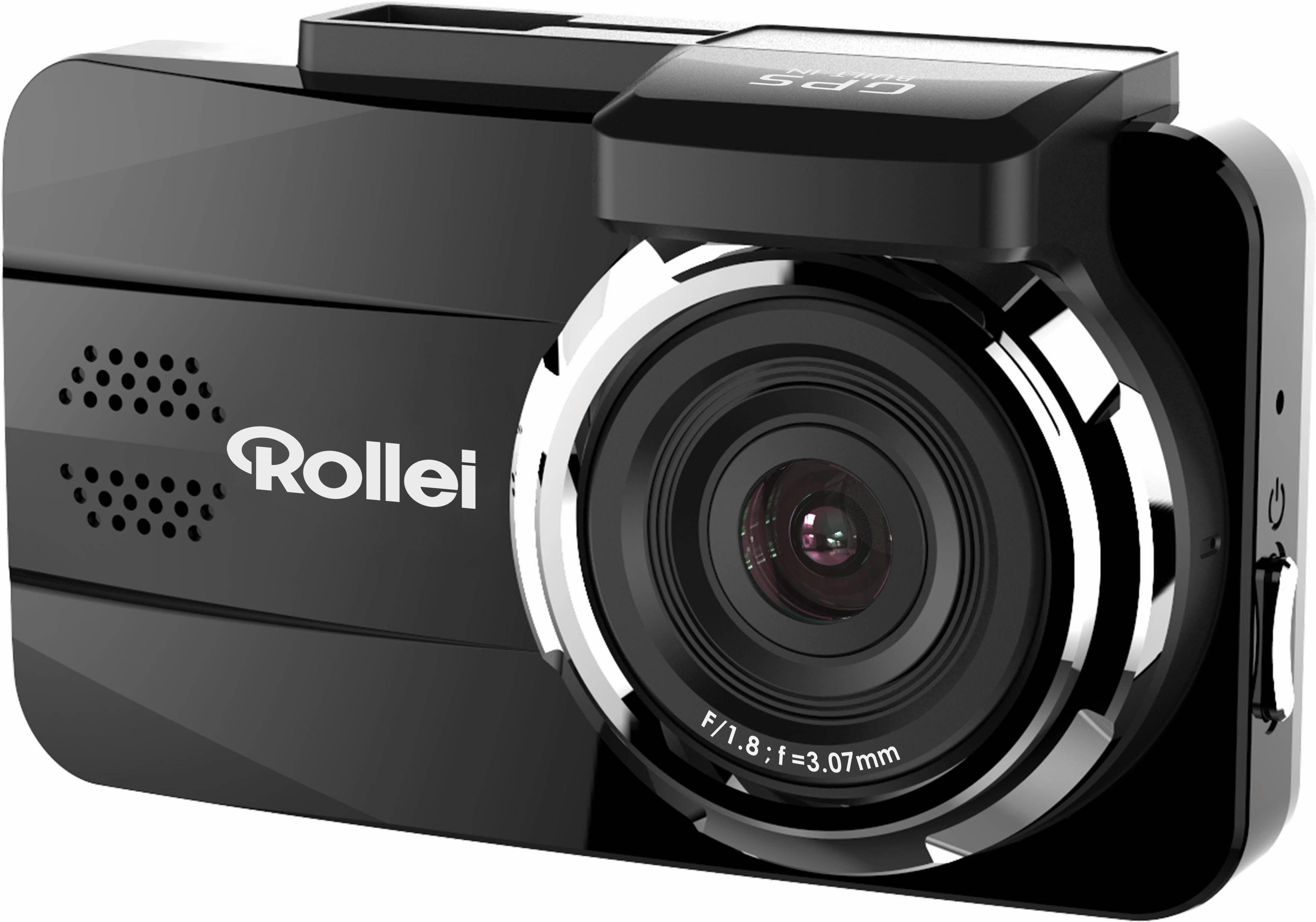 Rollei CarDVD-308 1080p (Full HD) Auto-Camcorder, GPS