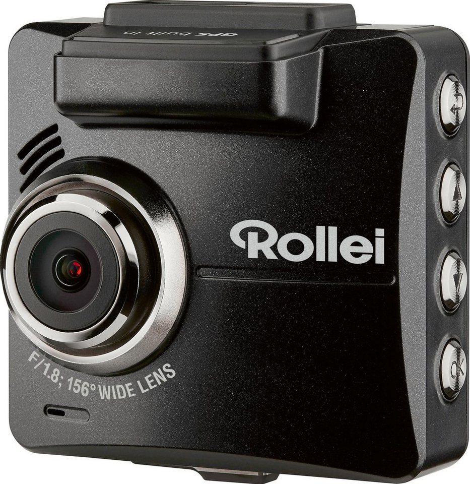 Camcorder - Rollei »CarDVD318« Camcorder (Full HD, Bewegungssensor, Unterstützt Realzeit und Datumsanzeige im Video)  - Onlineshop OTTO