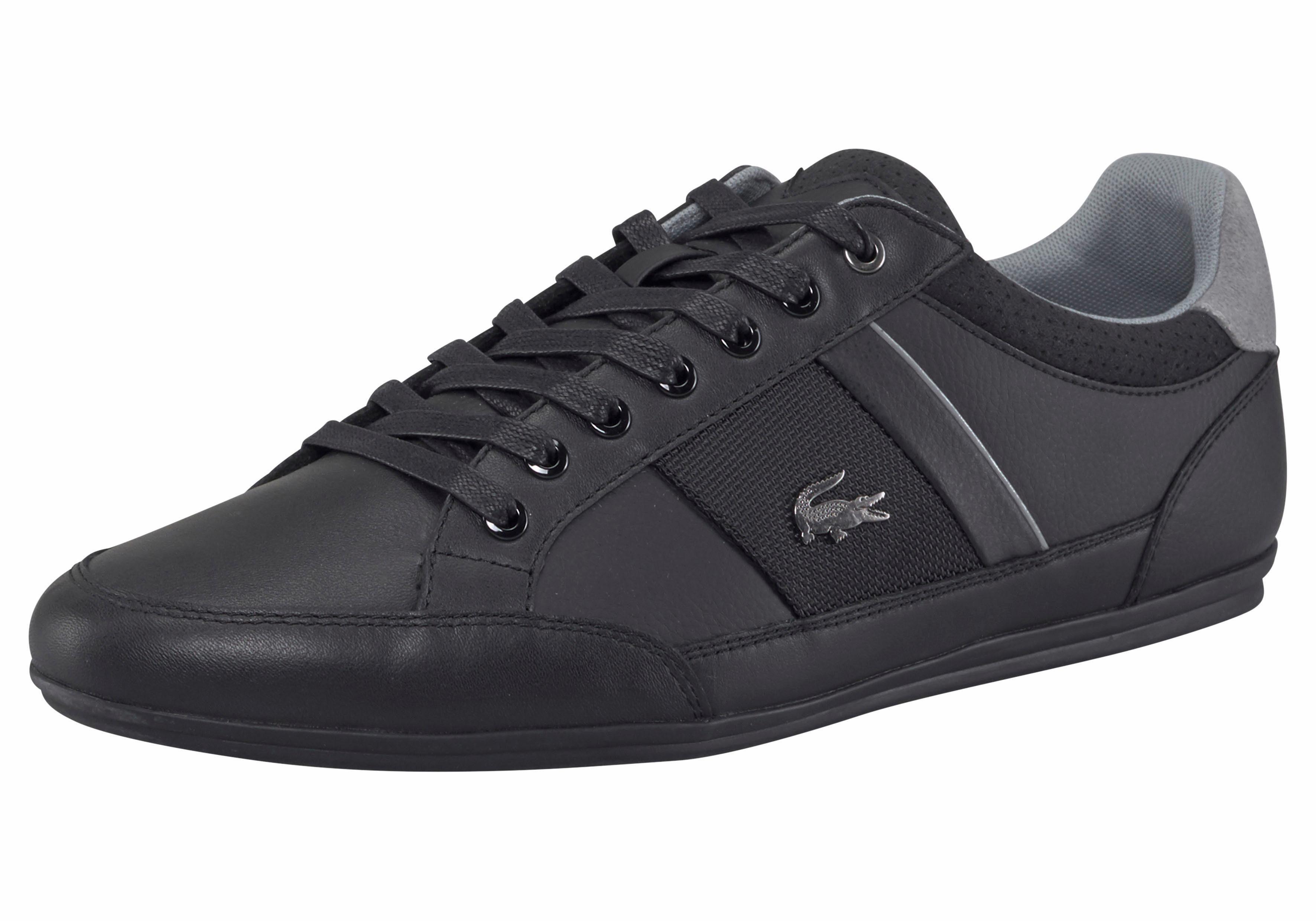 Lacoste Chaymon 317 2 CAM Sneaker online kaufen  schwarz-grau
