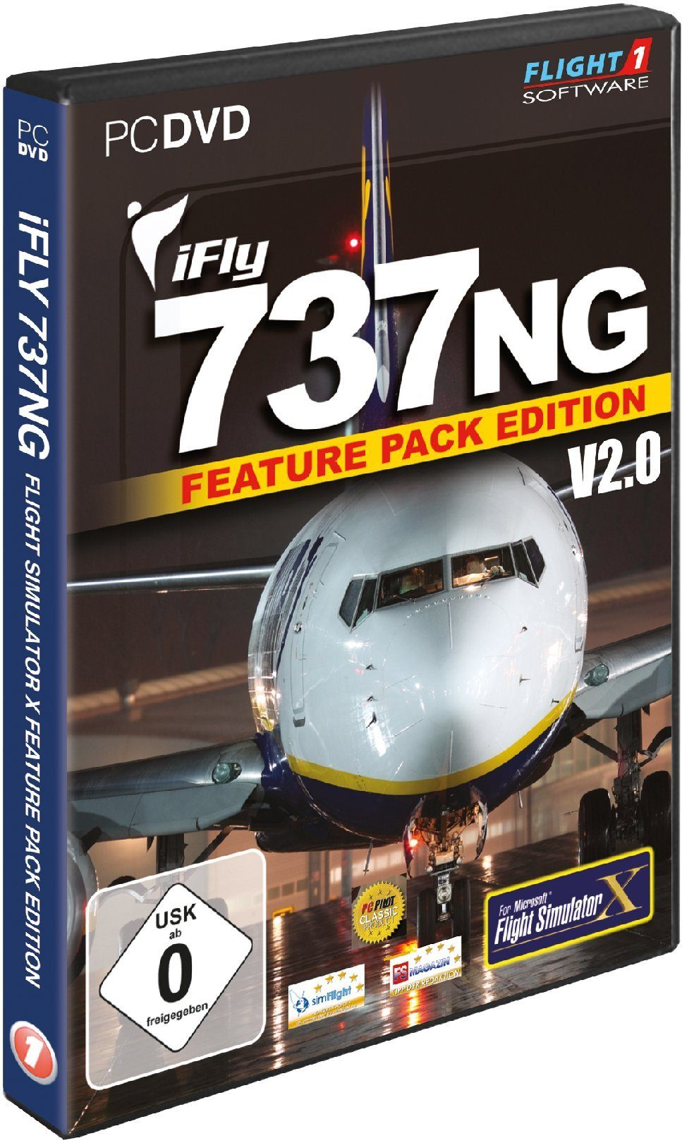 NBG Addon Best of FSX iFly 737 NG »PC«