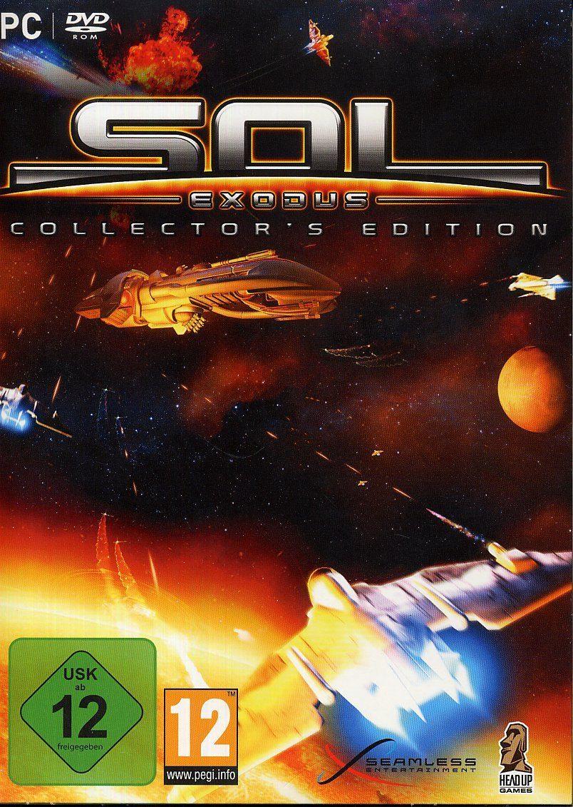 NBG Sol: Exodus - Collector's Edition Preisgranate »PC«