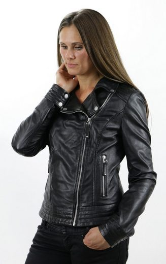 Freaky Nation Bikerjacke Ideal SN