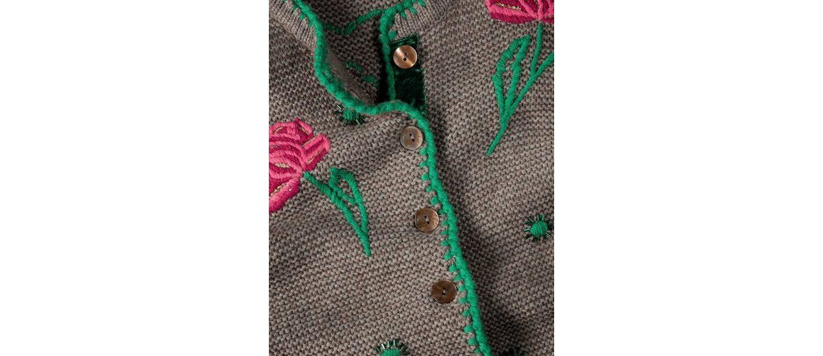 Zaubermasche Strickjacke mit Rosen Wirklich Billig Preis Auslass Ausgezeichnet Neueste Neue Angebote w3FVsvQ54