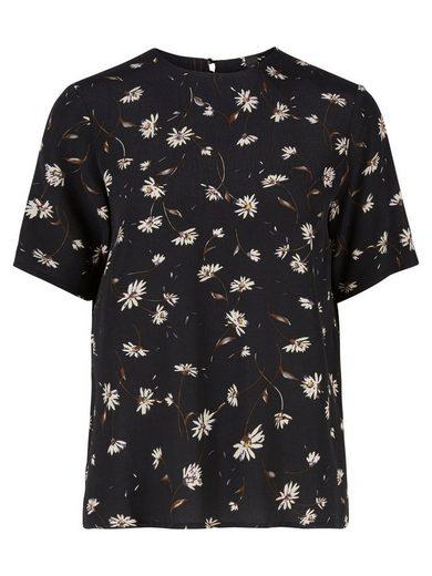 Y.A.S Bedrucktes, in regulärer Passform geschnittenes T-Shirt