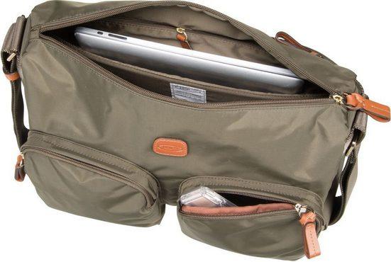 Bric's Umhängetasche X-Bag Messenger 42745