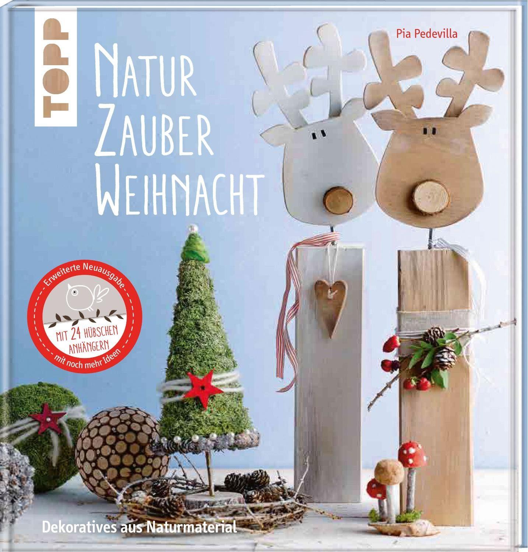 """Topp Buch """"Natur Zauber-Weihnachten"""" 80 Seiten"""