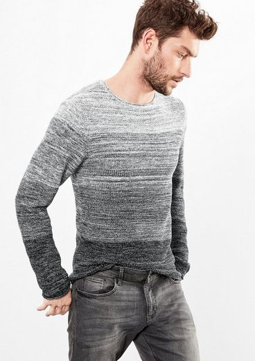 Q/S designed by Lässiger Strickpullover